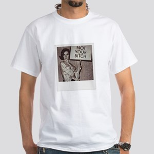 Not Your Bitch Polaroid T-Shirt