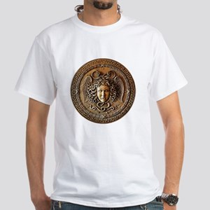 Greek Shield Medusa T-Shirt