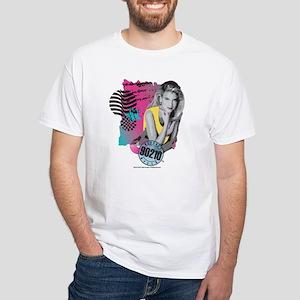 90210: Donna Martin White T-Shirt