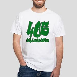 Oklahoma 2 White T-Shirt