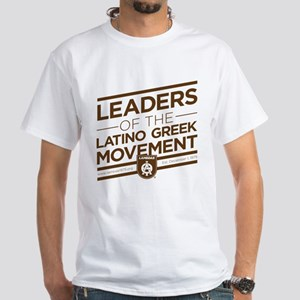 Lambda Theta Phi Leaders White T-Shirt