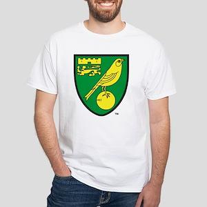 Norwich City FC Crest T-Shirt