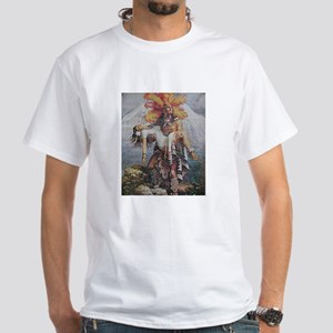 POPOCATEPETL Ash Grey T-Shirt