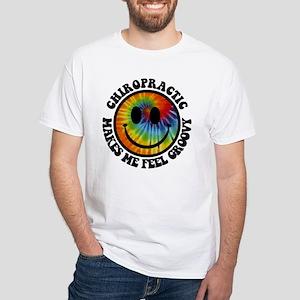 Chiro Groovy White T-Shirt