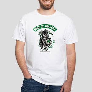 SOA Ireland White T-Shirt