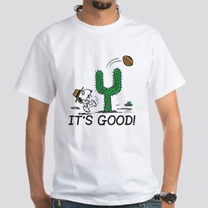 The Peanuts Gang: Spike White T-Shirt