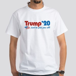 Trump '20 White T-Shirt