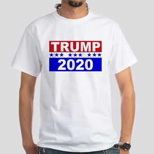 Trump 2020 White T-Shirt