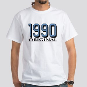 1990 Original White T-Shirt