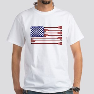 Lacrosse AmericasGame White T-Shirt
