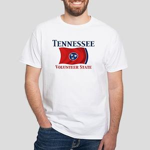 Tennessee Volunteer White T-Shirt