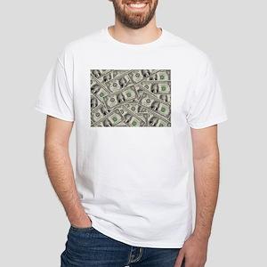 100 Bill Money ZERO Value Donald Trump T-Shirt