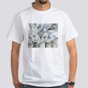 Family White T-Shirt