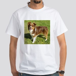 miniature american shepherd red tri full T-Shirt