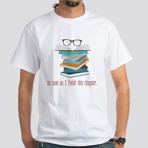 This Chapter White T-Shirt