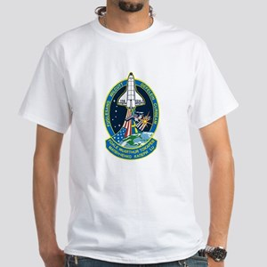 STS 116 Originally Selected Crew White T-Shirt