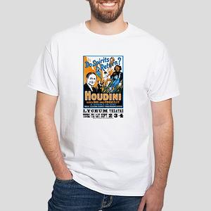 HOUDINI SPIRITS white t-shirt