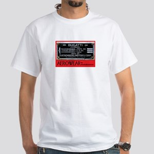 Bugatti Duesenberg T-Shirt (white)
