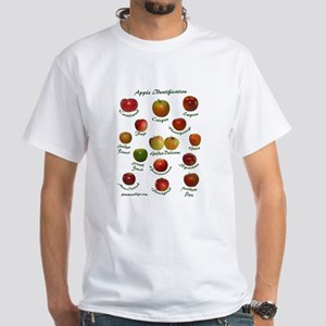 Apple ID White T-Shirt