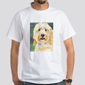 Goldendoodle White T-Shirt