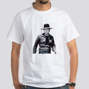 "Billy Jack ""Classic Photo"" Cl White T-Shirt"