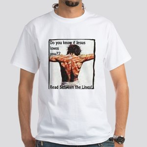 Do you know if Jesus loves you? Christian T-Shirt