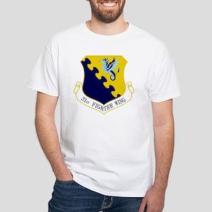 31st FW White T-Shirt