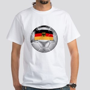 Germany Soccer Ball T-Shirt