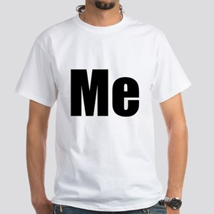 Me/Mini Me Matching White T-Shirt