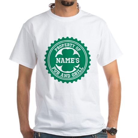 Pub and Grill Personalized T-Shirt