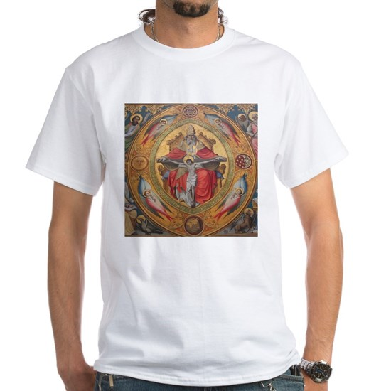 Altar Piece Men's Value T-Shirt by Christine aka stine1 on Cafepress