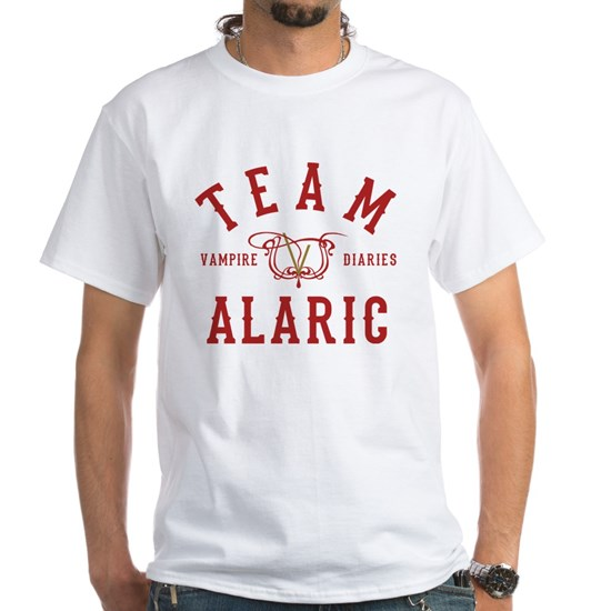 Team Alaric Vampire Diaries