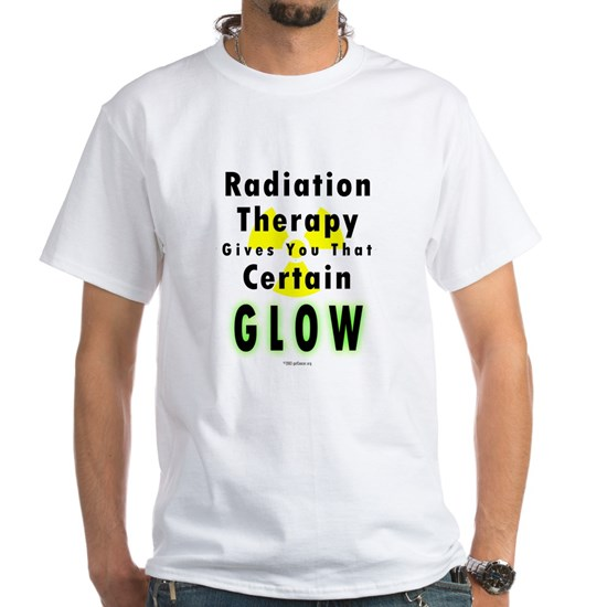 8 x 10 Radiation Therapy Glow