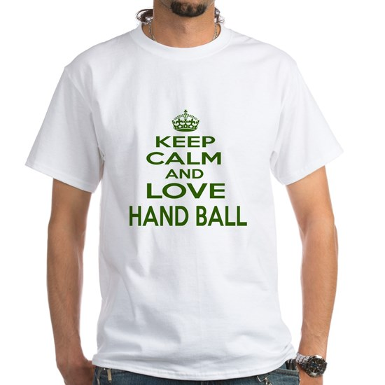 Keep Calm And Love Handball