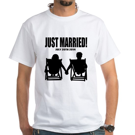 Just Married | Personalized wedding