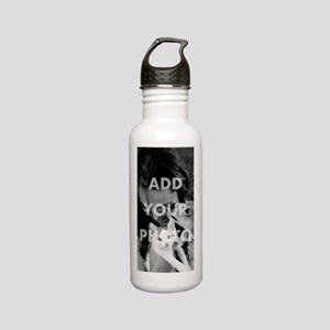 Add Your Photo Stainless Water Bottle 0.6L