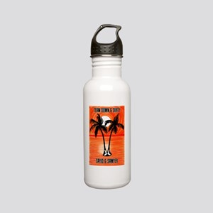 DirtyLost iPhone 4 Cle Stainless Water Bottle 0.6L