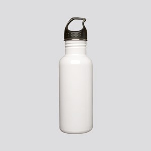 Peace Love Gilmore Gir Stainless Water Bottle 0.6L