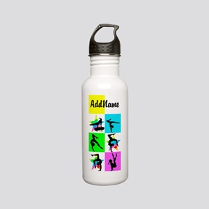 GYMNAST POWERHOUSE Stainless Water Bottle 0.6L