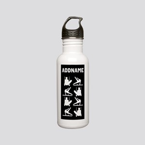 AMAZING GYMNAST Stainless Water Bottle 0.6L