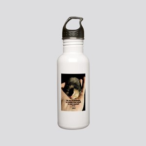 ORNAMENT (Oval) - ...K Stainless Water Bottle 0.6L