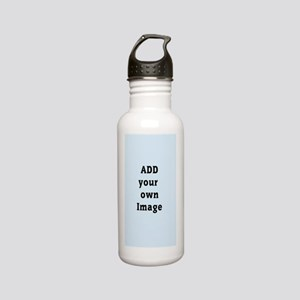Add Image Stainless Water Bottle 0.6l