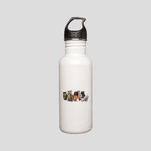 OwlLine Stainless Water Bottle 0.6L
