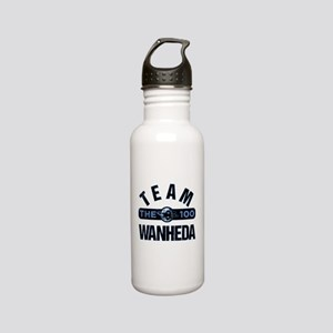 Team Wanheda The 100 Stainless Steel Water Bottle