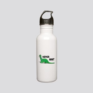 Never forget Stainless Water Bottle 0.6L