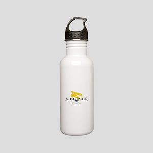 Airliner Logo Stainless Steel Water Bottle