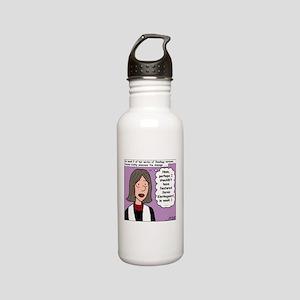 Kierkegaard Sermons Stainless Water Bottle 0.6L