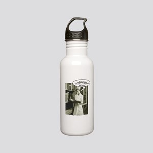 Funny Nurse Stainless Water Bottle 0.6L