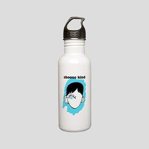 "WONDER ""choose kind"" Stainless Water Bottle 0.6L"