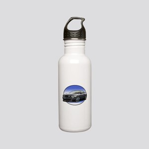 GT Stang Black Stainless Steel Water Bottle